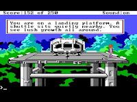 Videojuego Space Quest II Vohaul's Revenge