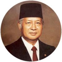 Biografi Soeharto Presiden RI ke 2