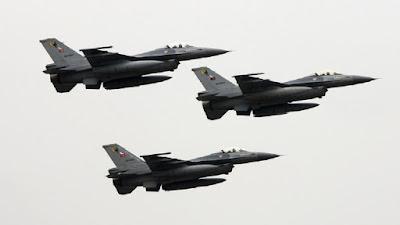 طائرات حربية تركية في طريقها إلى المغرب في انتظار موافقة أردوغان