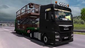 MAN TGX XXL Euro 6 truck mod