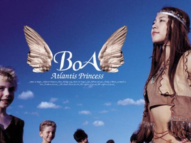 Lebih Suka Atlantis Princess Versi BoA, Taeyeon, atau BOL4?