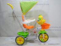 Sepeda Roda Tiga BabyDoes DT1112 Ducky 3