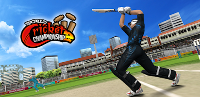 World Cricket Championship 2 Apk (MOD, Coins/Unlocked) + Data for Android