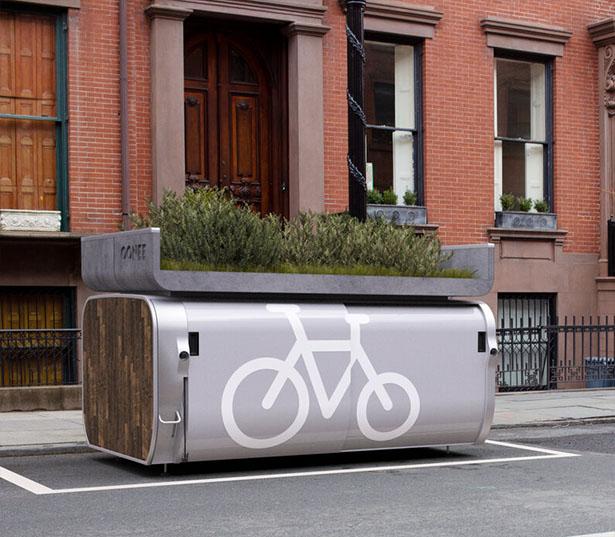 Ooneepod Mini Pod for bicycles