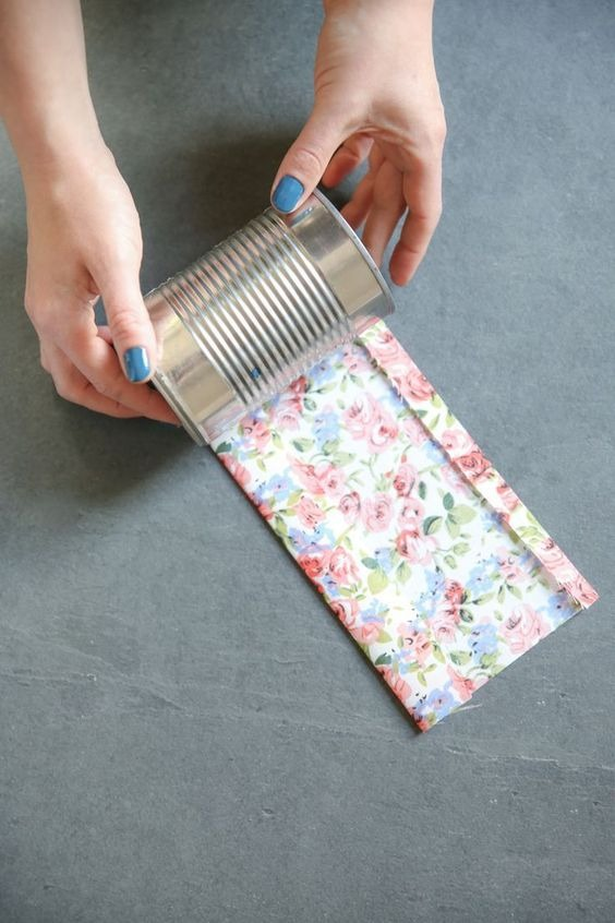 Easy crafts with fabric