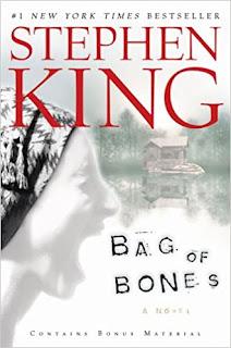 Bag of Bones - Books Horror - Stephen King
