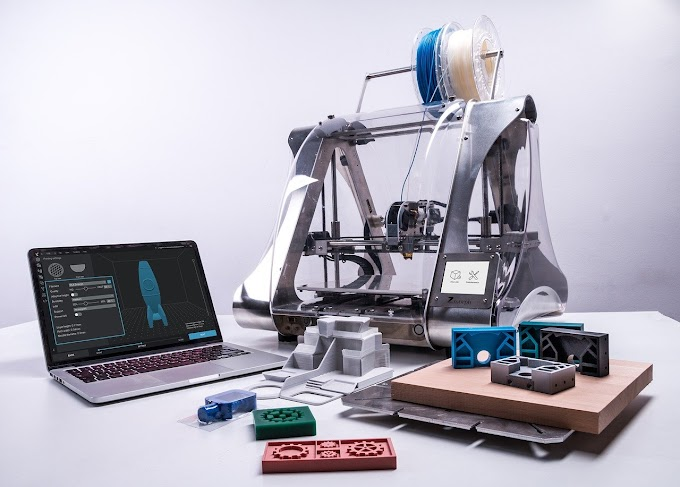 How Manufacturers Use 3D Printers