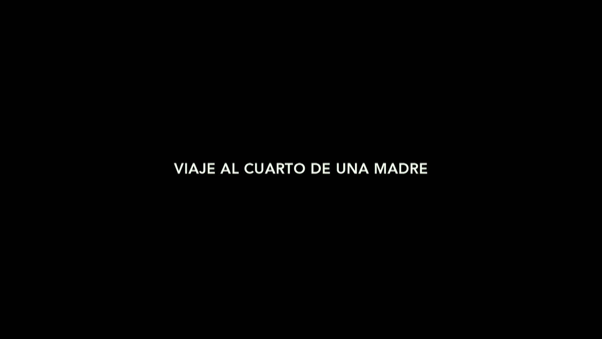 Viaje al cuarto de una madre (2018) 1080p WEB-DL