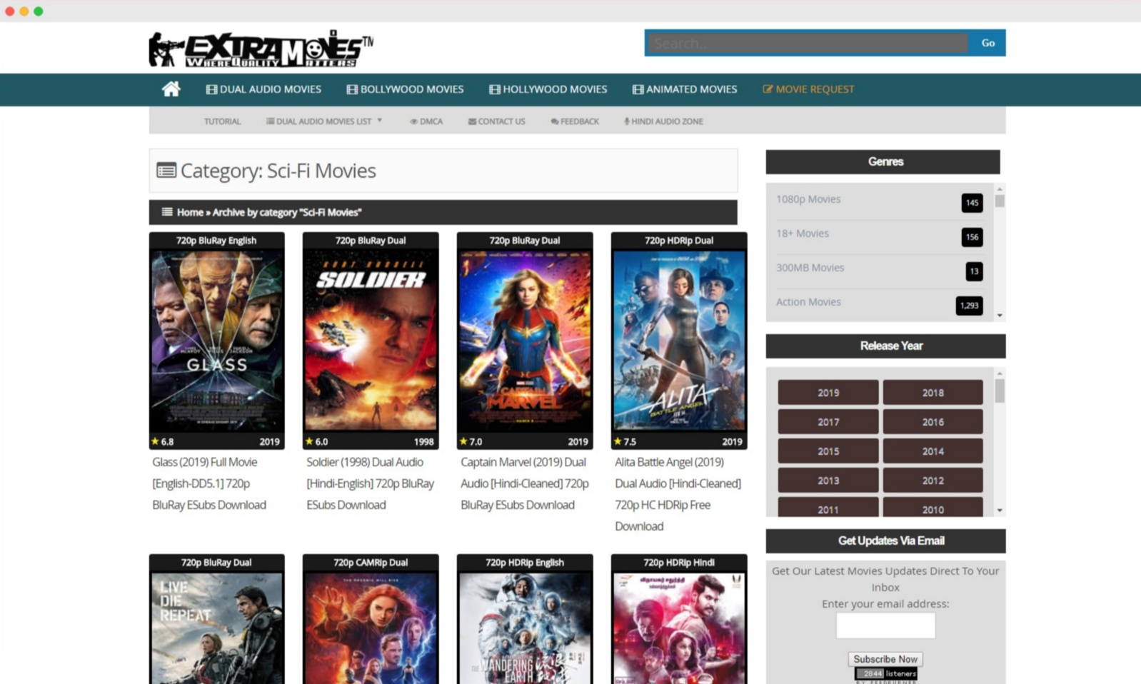 ExtraMovies - Download Movies Online, Hollywood, Bollywood Movies