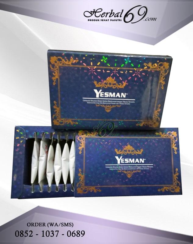 YESMAN Herbal | Obat Kuat Tahan Lama