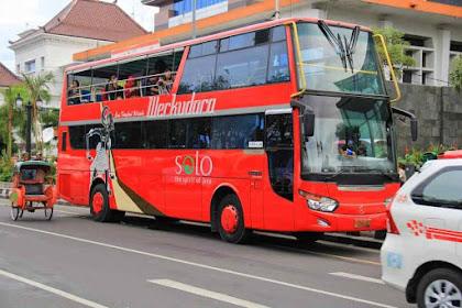Cara Mudah Beli dan Pesan Tiket Bus Tingkat Werkudara