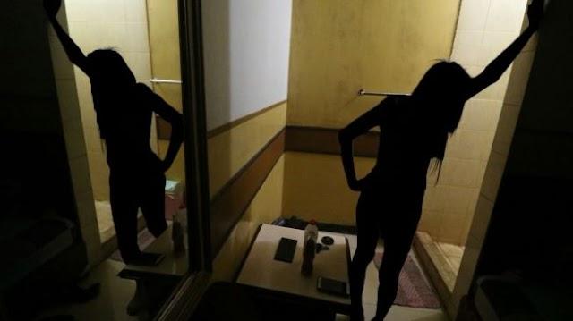 Parah! Polisi Paksa PSK Oral Seks, Tiap Bulan Wajib Setor Duit Rp 500 Ribu