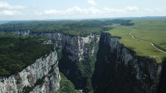 Canyon Itaimbezinho, em Cambará do Sul