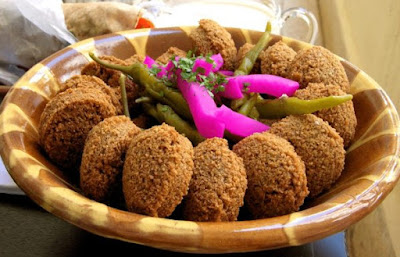 Falafel is to Lebanon like the Starbucks Coffee in the US and the Second Cup in Canada Healthy Falafel Patties Recipe
