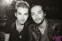 Bill Kaulitz and Tom