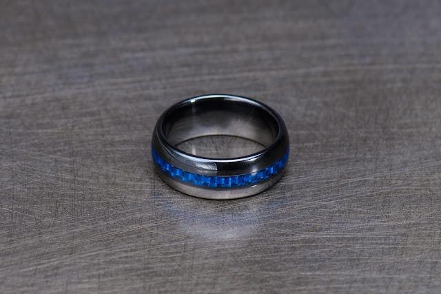 Thin Blue Line WeddingBand