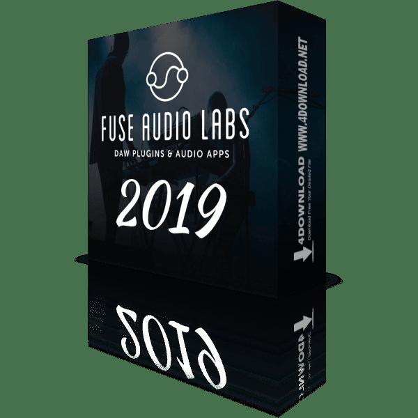Download Fuse Audio Labs Plugins Bundle 2019.5 Full version