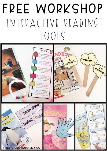 https://www.teacherspayteachers.com/Product/Interactive-Reading-in-the-Primary-Grades-Literacy-Workshop-4329974
