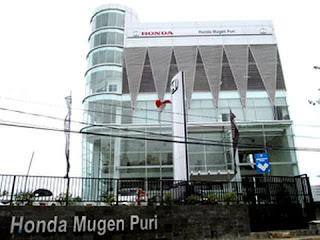 HONDA MUGEN PURI / HONDA PURI KEMBANGAN