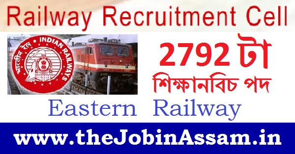 Eastern Railway Recruitment 2020: Apply for 2792 Apprentice Posts