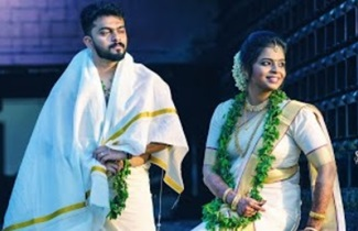Traditional Hindu Wedding in Kerala – Sreelakshmi & Vishnu