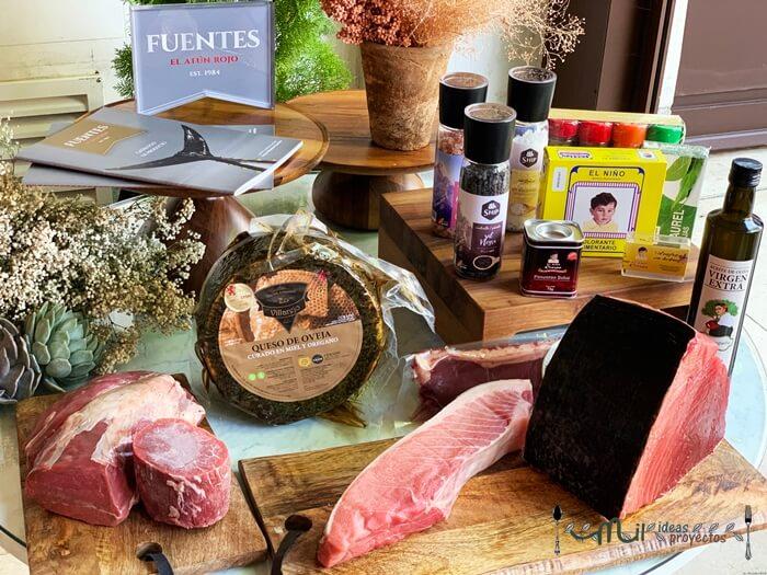 ingredientes saludables para menu healthy