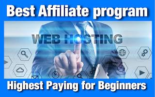 Best affiliate program