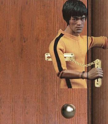Lustige Prominente Bilder - Poster an Tür