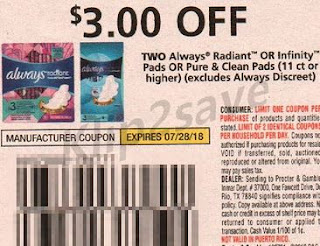 P&G Extrabuck Coupon