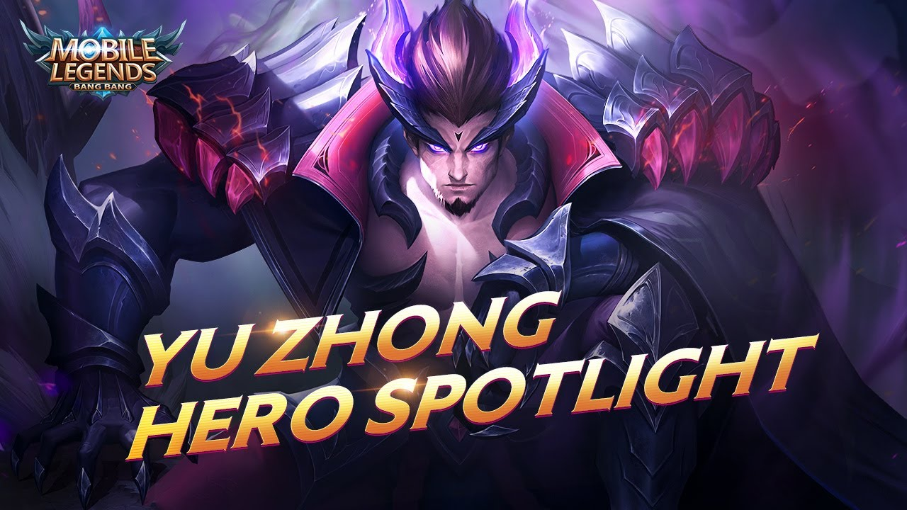 6 strong heroes below are believed to be able to counter Yu Zhong