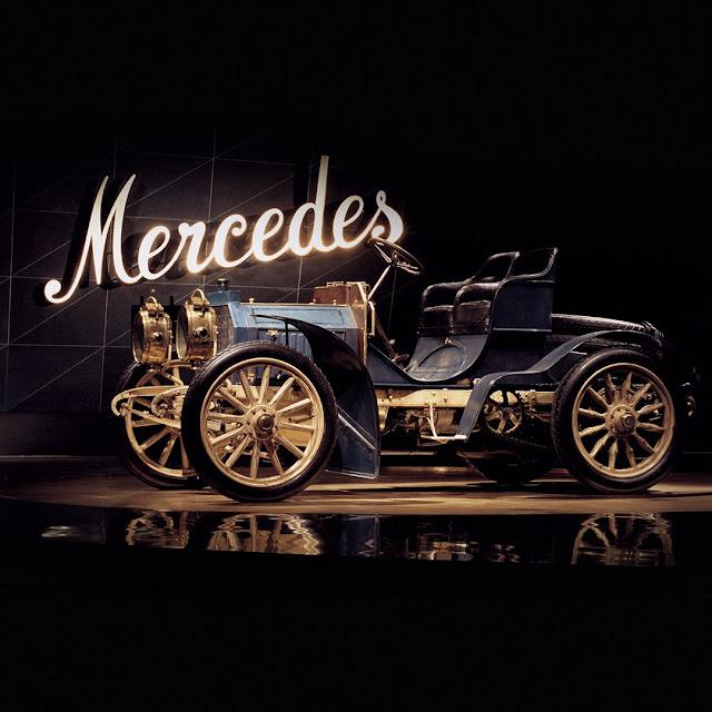 sejarah mercedes benz