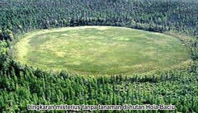 Hutan Hoia-Baciu: Segitiga Bermuda dari Rumania
