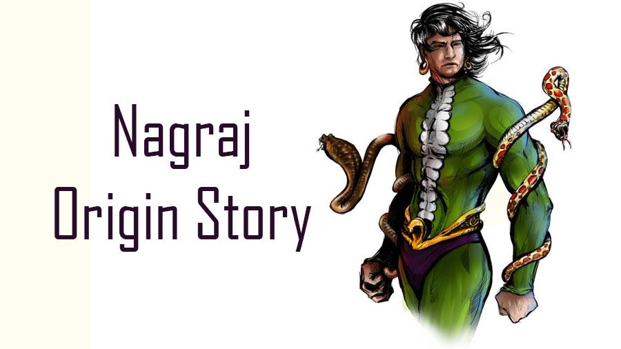 Nagraj Comics Story