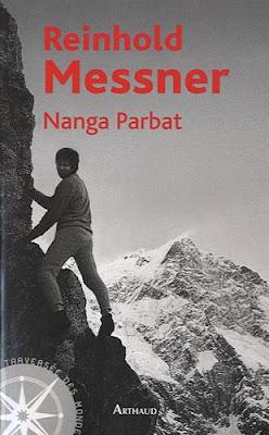 Nanga Parbat - Reinhold Messner - Flammarion