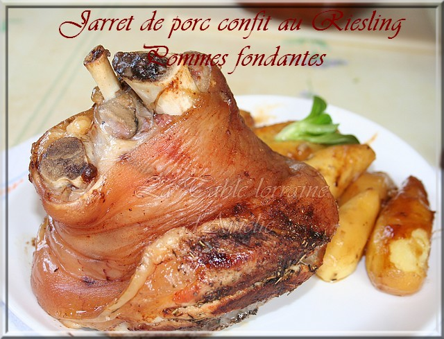 Comment cuisiner un jarret de porc - Cuisiner un jarret de boeuf ...
