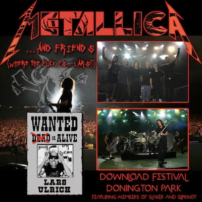 bootleg addiction: Metallica: Donington - June 6, 2004