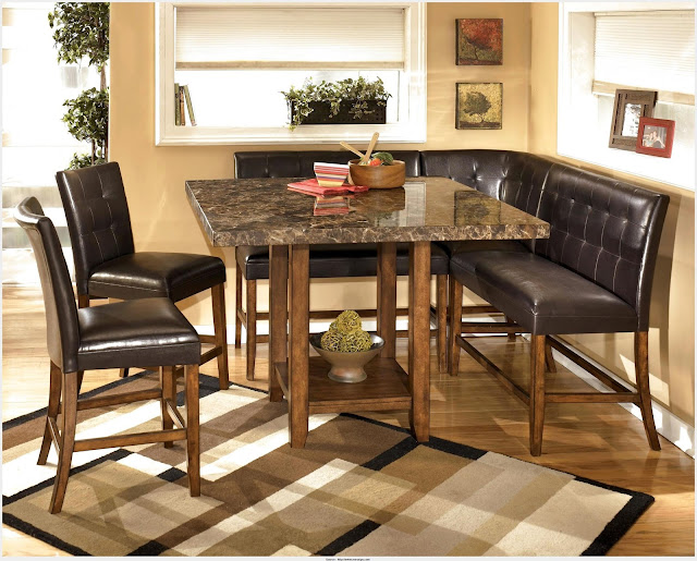Must see Kitchen Pub Table Sets Picture
