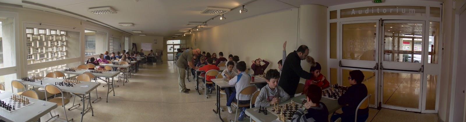 Foyer Jeune Salon De Provence : Le des jeunes joueurs de l echiquier centre vaucluse