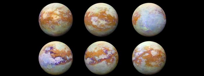 molécula estranha encontrada em Titã, lua de Saturno