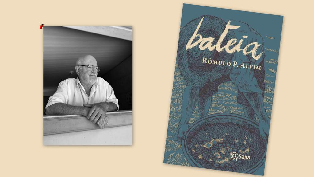 Bateia, do médico e escritor Rômulo P. Alvim, propõe aos leitores reflexões a partir da história entre um médico e seu paciente que logo irá partir