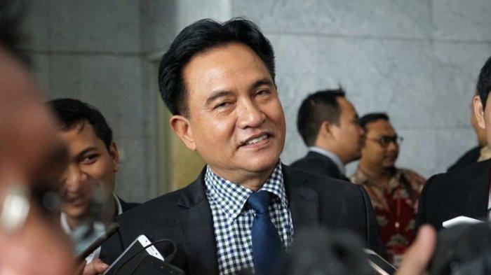 Yusril Ungkap Bahwa Ada Kesalahan Berpikir Dari Prabowo Dan Sandi Dalm Pilpres