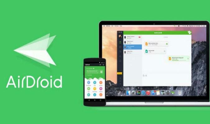 Alternatif Aplikasi SHAREit Terbaik tuk Smartphone Android - AirDrop