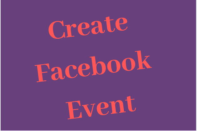 Create Facebook Event