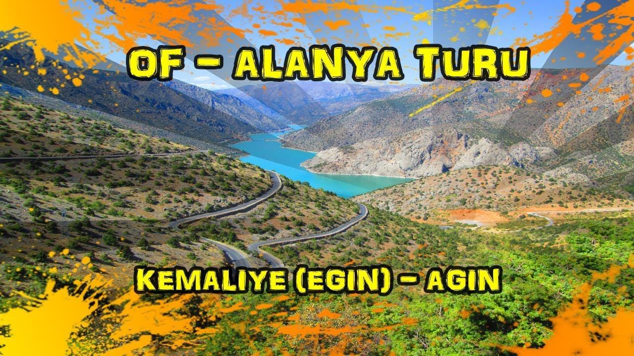 2019/09/11 Kemaliye (Eğin) ~ Ağın