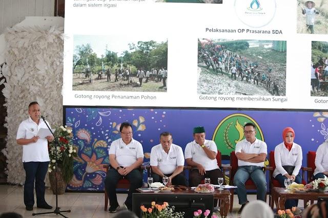 Rakorda Pembangunan Provinsi Jawa Barat Waduk Ir H Djuanda Dipilih Sebagai Tempat KOPDAR