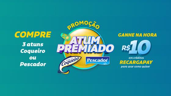 Promoção Atum Premiado
