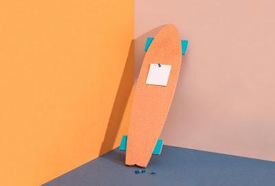 Skateboard Board