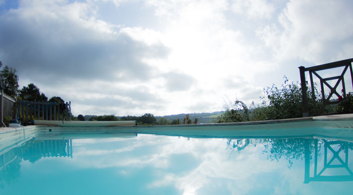 Le domaine du martinaa gite en normandie - Gite normandie piscine interieure ...