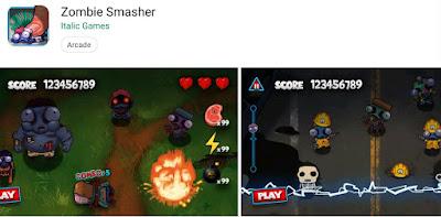 game perang melawan zombie
