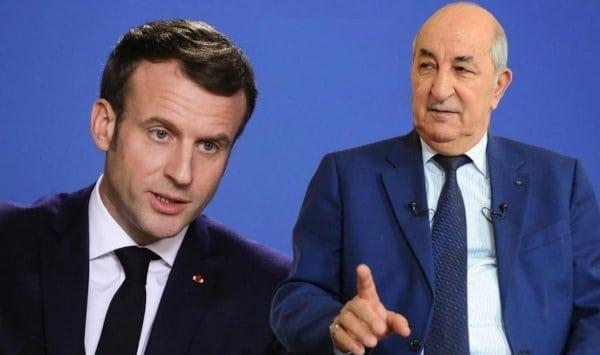 الجزائر تستدعي سفيرها بباريس لهذه الأسباب
